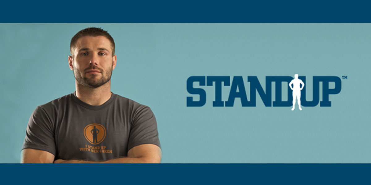 'Stand Up' with Ben Cohen on November 9th at CISCO, San Jose