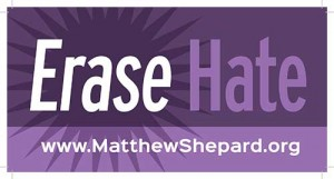 Erase Hate Sticker (10)