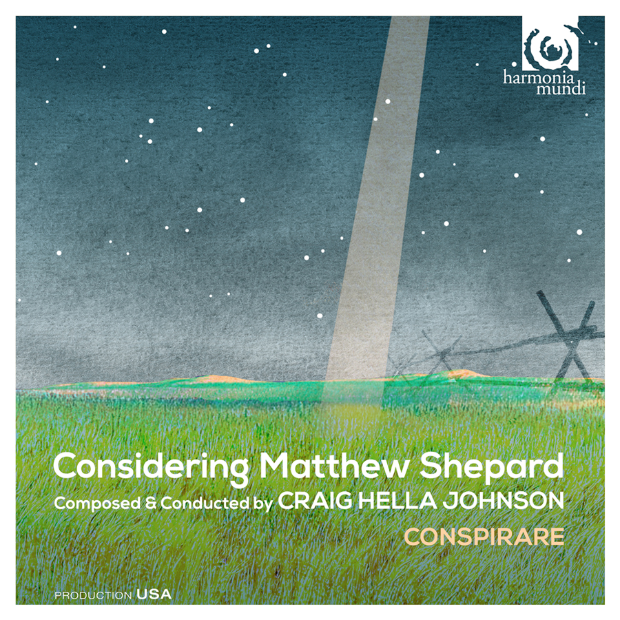 """Conspirare's """"Considering Matthew Shepard"""" now available on CD"""