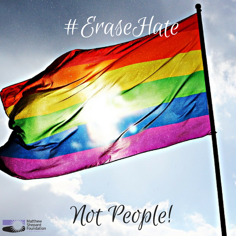 #EraseHate, Not People